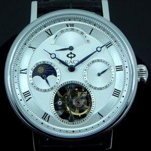 Oracle Tourbillon Luxury Men's Watch - Dreamscape